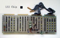 音響の実験ボードとIC化設計